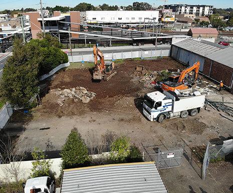 Excavation Work Sydney